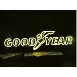 ネオンサイン 【GOOD YEAR ROGO】グッドイヤー ロゴ(ネオン管 看板 アメリカン雑貨 ・NEON SIGN・ネオンサイン)/Mサイズ