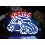 ネオンサイン 【BEETLE】ビートル(ネオン管 看板 アメリカン雑貨 ・NEON SIGN・ネオンサイン)