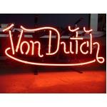 ネオンサイン 【Von Dutch】ヴォンダッチ(ネオン管 看板 アメリカン雑貨 ・NEON SIGN・ネオンサイン)