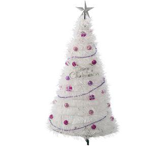 【クリスマス】パステルミニデコポップアップツリー CBD-115 - 拡大画像