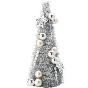 【クリスマス】シャイニーデコツリー CBD-135 - 拡大画像