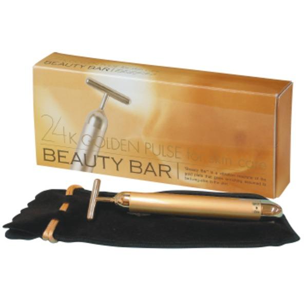 ビューティーバー 24K純金美顔器 日本製 正規品