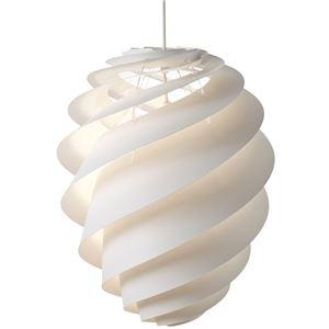 LE KLINT(レ・クリント) Swirl 2 Medium WH/スワール 2ミディアム ホワイト KP1312M WH - 拡大画像