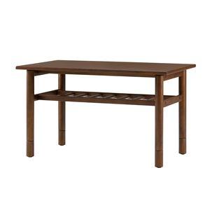 ボスコプラス テスラ LDテーブル 100cm ブラウン LT10105Q-PD200