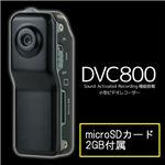 ミニビデオレコーダーDVC800