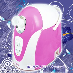 FI-i-MO イオンスキンケア イオンスチーマー /美顔器 美容 ミスト FI-X21RO - 拡大画像