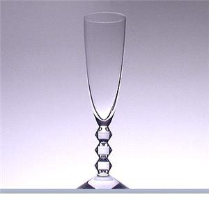 《ギフトラッピング対応》バカラ(Baccarat) ベガ シャンパン フルート 1365109 - 拡大画像