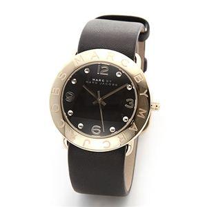 MARC BY MARC JACOBS(マークバイマークジェイコブス) レディス 腕時計 Amy (アミー) レディス・レザーストラップ・ウオッチ MBM1154