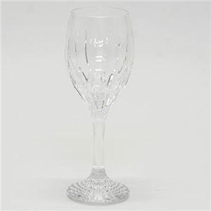 Baccarat(バカラ) JUPITER(ジュピターステムグラス) べベルカットが煌びやかなワイングラス 2609212 - 拡大画像