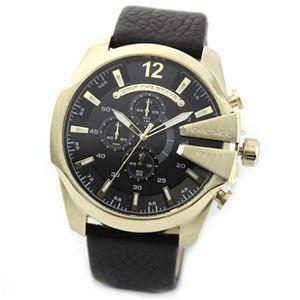 DIESEL(ディーゼル) DZ4344 メンズ 腕時計 人気のデカ系クロノグラフウォッチ - 拡大画像