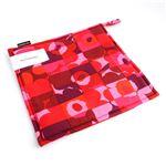 marimekko(マリメッコ) 67386 330 red/pink MINI RUUTU-UNIKKO POT HOLDER 鍋敷 ポットホルダー