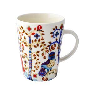 iittala(イッタラ) II500505 Taika White Mug 400ml タイカ マグカップ コーヒーカップ ≪北欧食器≫ - 拡大画像