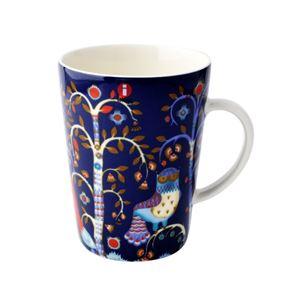 iittala(イッタラ) II500506 Taika Blue Mug 400ml タイカ マグカップ コーヒーカップ ≪北欧食器≫ - 拡大画像