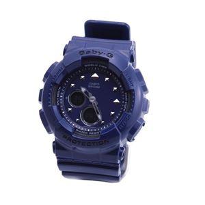 CASIO(カシオ) BA125-2A 「Baby-G 海外モデル」 レディス 腕時計 - 拡大画像