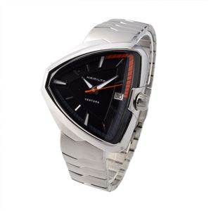 HAMILTON(ハミルトン) H24551131 ベンチュラ エルヴィス80 メンズ 腕時計 - 拡大画像