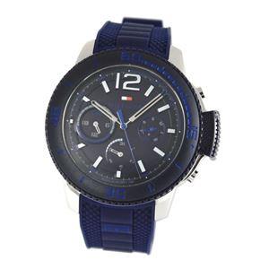 Tommy Hilfiger(トミーヒルフィガー) 1791318 メンズ 腕時計 マルチカレンダー - 拡大画像