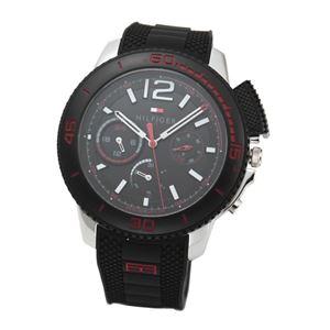 Tommy Hilfiger(トミーヒルフィガー) 1791320 メンズ 腕時計 マルチカレンダー - 拡大画像