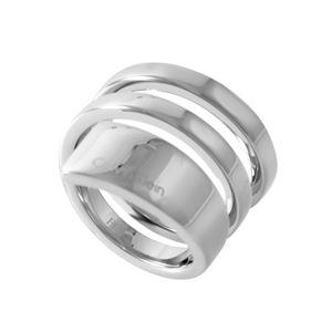 Calvin Klein (カルバンクライン) KJ3UMR000106 3連 リング 指輪 6号 (日本サイズ11号相当) BEYOND