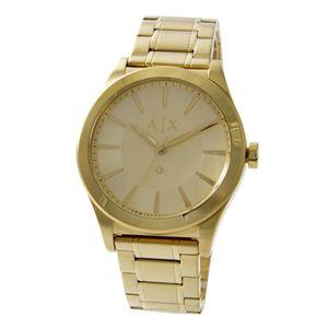 ARMANI EXCHANGE (アルマーニ エクスチェンジ) AX2327 ダイヤモンド メンズ 腕時計 - 拡大画像