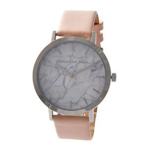 CHRISTIAN PAUL (クリスチャンポール) 2-Mar Marble Collection (マーブルコレクション) 43mm ユニセックス 腕時計 - 拡大画像