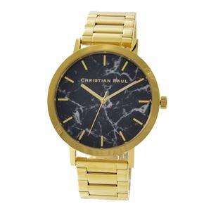 CHRISTIAN PAUL (クリスチャンポール) 7-Mar Marble Collection (マーブルコレクション) 43mm ユニセックス 腕時計 - 拡大画像