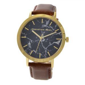 CHRISTIAN PAUL (クリスチャンポール) 8-Mar Marble Collection (マーブルコレクション) 43mm ユニセックス 腕時計 - 拡大画像