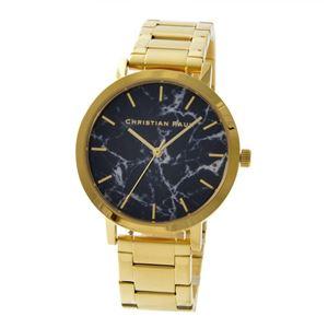 CHRISTIAN PAUL (クリスチャンポール) 19-Mar Marble Collection (マーブルコレクション) 35mm ユニセックス 腕時計 - 拡大画像