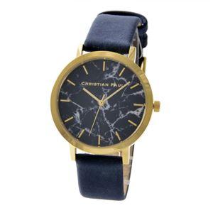 CHRISTIAN PAUL (クリスチャンポール) 21-Mar Marble Collection (マーブルコレクション) 35mm ユニセックス 腕時計