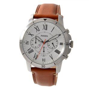 FOSSIL (フォッシル) FS5343 グラント メンズ 腕時計 - 拡大画像