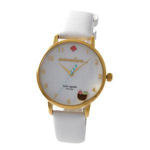 kate Spade (ケイトスペード) KSW1105 レディース 腕時計 - 拡大画像
