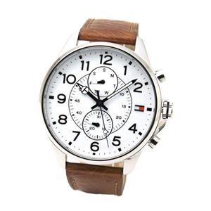 Tommy Hilfiger (トミーヒルフィガー) 1791274 メンズ 腕時計 - 拡大画像