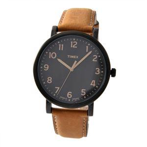TIMEX (タイメックス) T2N677 Morden Easy Reader メンズ 腕時計 - 拡大画像