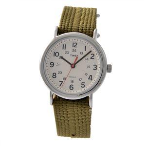 TIMEX (タイメックス) T2N651 Weekender メンズ 腕時計 - 拡大画像