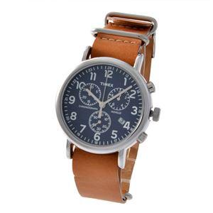 TIMEX (タイメックス) TWG012800 Weekender メンズ 腕時計 替えベルト付 - 拡大画像