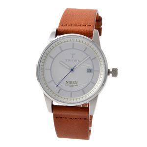 TRIWA (トリワ) NIST101.CL010212 ニーベン メンズ 腕時計 - 拡大画像