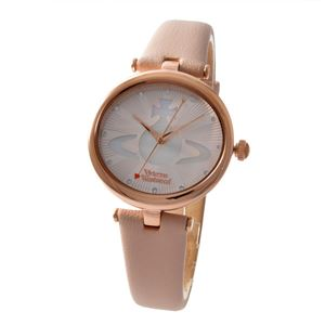 Vivienne Westwood (ヴィヴィアンウエストウッド) VV184LPKPK レディース 腕時計 - 拡大画像