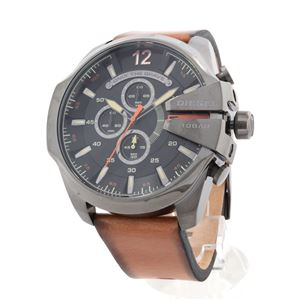 DIESEL(ディーゼル) DZ4343 メガチーフ・クロノグラフ 腕時計
