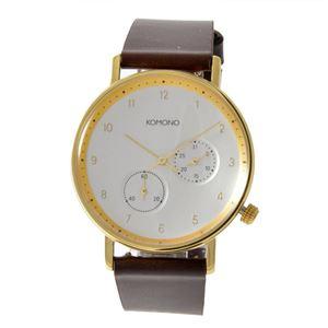 KOMONO(コモノ ) KOM-W4005 ワルサー メンズ 腕時計