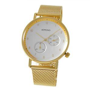 KOMONO(コモノ ) KOM-W4023 ワルサー メンズ 腕時計