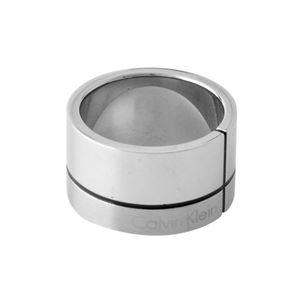 Calvin Klein(カルバンクライン) KJ3PMR090109 リング 指輪 9号 (日本サイズ18.5号相当) CONSTRUCTED