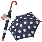 HUNTER(ハンター) JAU6011UPN-LYP ポルカドット サプライズ アンブレラ 子供用 キッズ用 アンブレラ 長傘 Polka Dot Surprise Umbrella