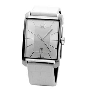 cK Calvin Klein(カルバンクライン) K2M21120 WINDOW メンズ 腕時計