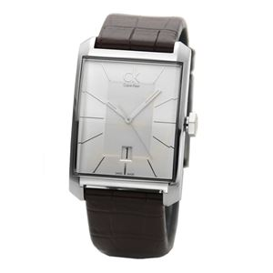 cK Calvin Klein(カルバンクライン) K2M21126 WINDOW メンズ 腕時計