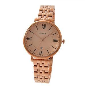 FOSSIL(フォッシル) ES3435 ジャクリーン レディース 腕時計 - 拡大画像