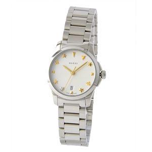 GUCCI(グッチ) YA126572 Gタイムレス レディース 腕時計 - 拡大画像