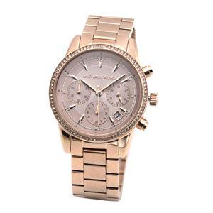 MICHAEL KORS(マイケル コース) MK6357 レディース クロノグラフ 腕時計 - 拡大画像