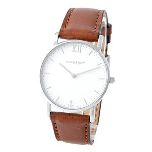 PAUL HEWITT(ポールヒューイット) PH-SA-S-Sm-W-1S セラーライン ユニセックス 腕時計 Sailor Line 36mm