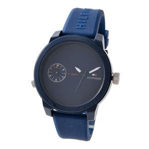 Tommy Hilfiger(トミーヒルフィガー) 1791325 メンズ 腕時計 - 拡大画像