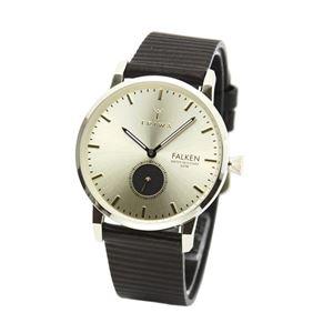 TRIWA(トリワ) FAST107.WC010117 FALKEN (ファルケン) メンズ 腕時計(女子にも人気) - 拡大画像