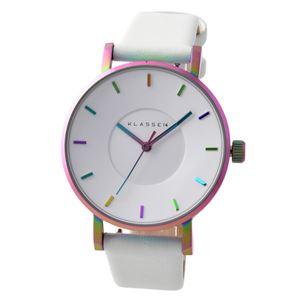 Klasse14(クラス14)VO16TI003W VOLARE RAINBOW レディース腕時計 - 拡大画像